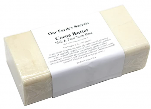 Cocoa Butter by Our Earth's Secrets