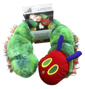 Eric Carle Kid's Neck Support Pillow