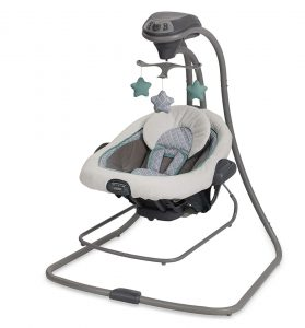 Graco Duet Connect LX