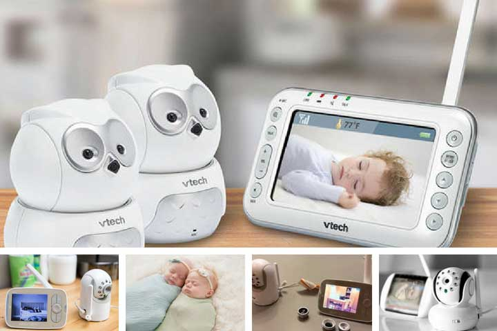 Image result for twins baby monitor for cutest kids